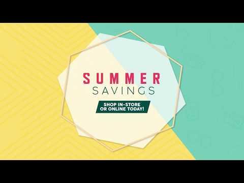 Summer Savings - 2019
