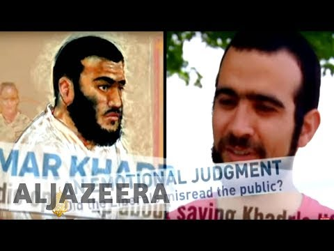 Omar Khadr: The case, the compensation and the media – The Listening Post (Feature)