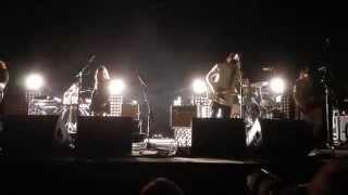 "Angus and Julia Stone - ""Crash and Burn"" Live in Rome 01/07/2015 Villa Ada"