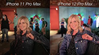 iPhone 12 Pro Max vs iPhone 11 Pro Max Camera Test Comparison