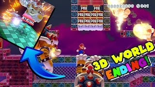 Mario Maker 2: Awesome New Donk City Level! - Самые лучшие видео