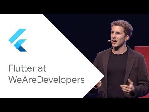 Flutter- Google's latest innovation for mobile, web, and desktop apps