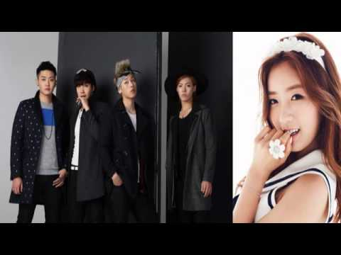 [Clean Instrumental M.I.B ft. Bomi - Let's Talk About You
