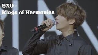 EXO - Kings of Harmonization (Live Version)