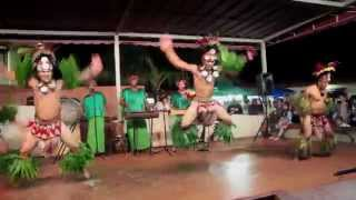preview picture of video 'Chamorro Warriors Spear Dance in Guam.'