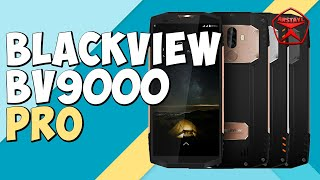 Смартфон Blackview BV9000 Pro 6/128GB Gold от компании Cthp - видео