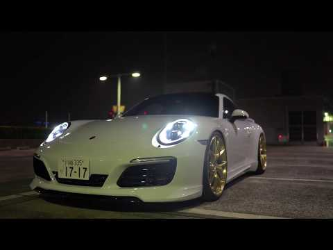 PORSCHE 991 CarreraS on HRE Wheels/Capristo