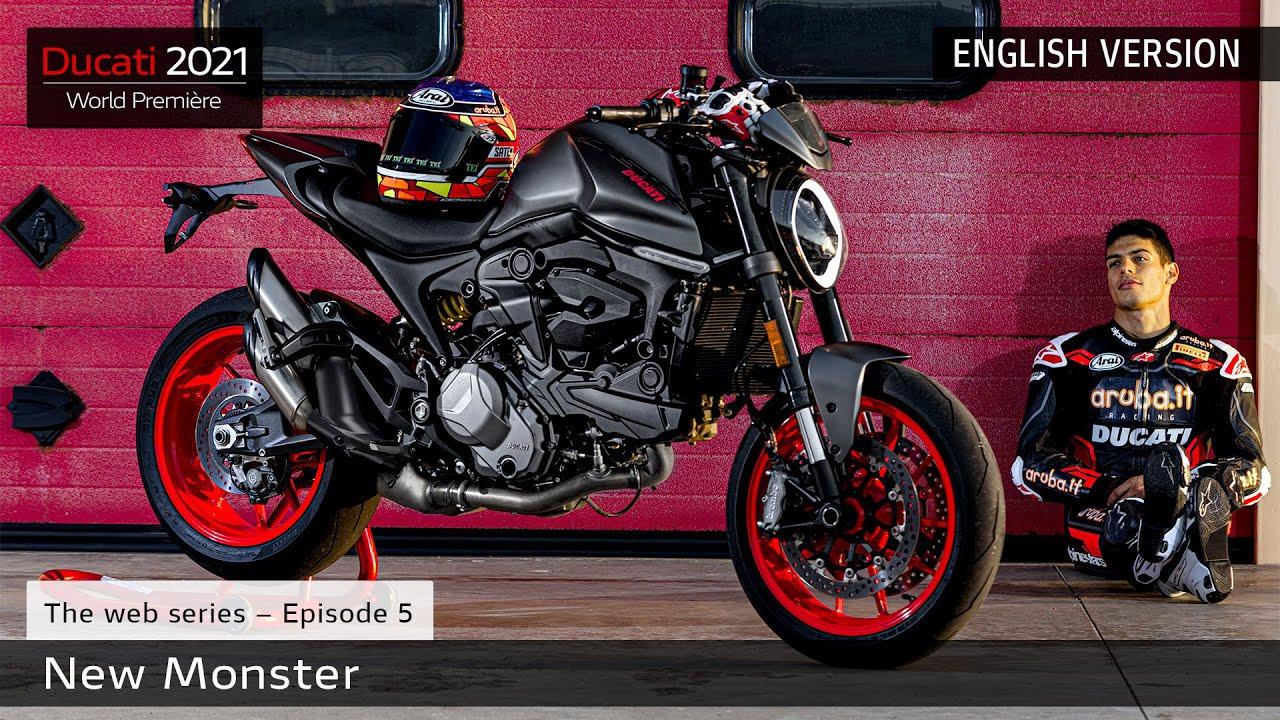 Ducati präsentiert die neue Monster