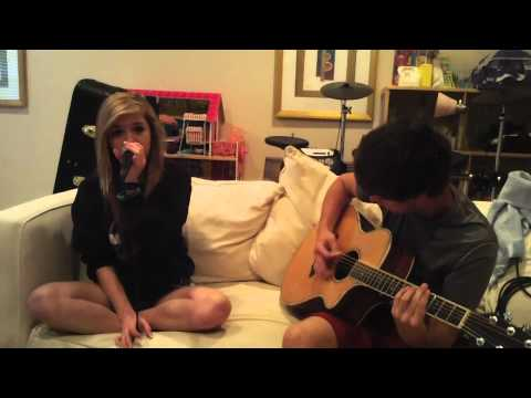 "Alicia & Lucas covering ""Decode"" by Paramore"