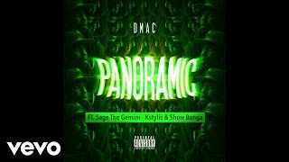Dmac - Panoramic (Audio) ft. Sage The Gemini, Kstylis, Show Banga