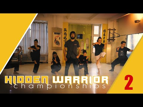 Hidden Warrior Championships 2 - Online Gong Fu Competition