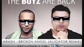 dj aligator feat arash broken angel