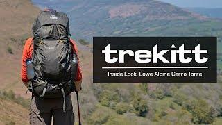 Inside Look: Lowe Alpine Cerro Torre 65:85