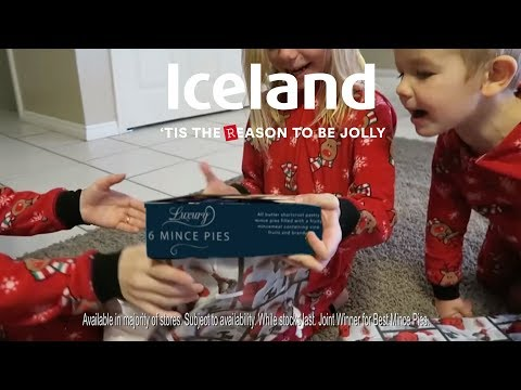 Iceland Foods Commercial (2017 - 2018) (Television Commercial)