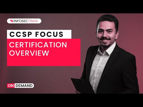 CCSP Certification Overview | CCSP Exam Strategy | CCSP Domain ...