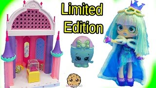 Season 6 Exclusive Limited Edition Shopkins Gemstone Opaletta - Food Fight At Small Mart