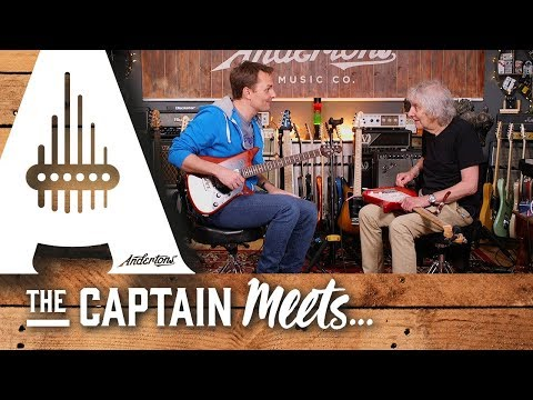 The Captain Meets Country King Albert Lee - Andertons Music Co.
