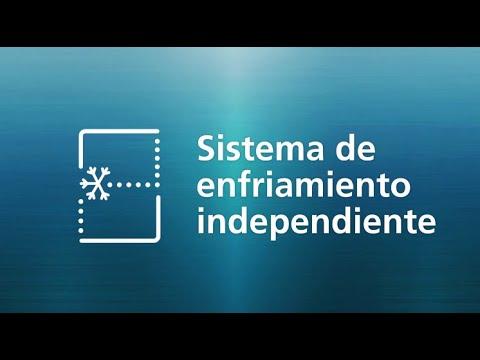mabe refrigerador: Sistema de enfriamiento independiente