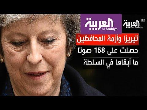 العرب اليوم - شاهد: تيريزا ماي في انتظار مصير مارغريت ثاتشر