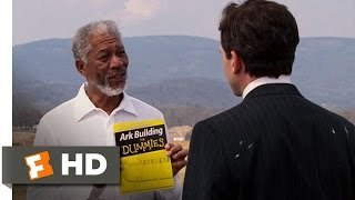 Evan Almighty (6/10) Movie CLIP - Evan Speaks With God (2007) HD