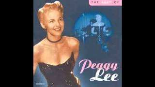 Peggy Lee - Hey There