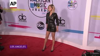 Gomez, Pink, Lovato lead fashion pack at AMAs