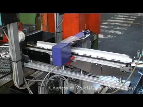 <strong>GRINDLINE.X40</strong><br />High speed part measuring and sorting