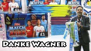 Opening 22 Match Attax Packs | David Wagner Tribute | All Huddersfield Seasons | Huddersfield Hunt