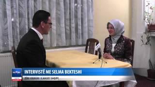 Interviste me Selma Bekteshi