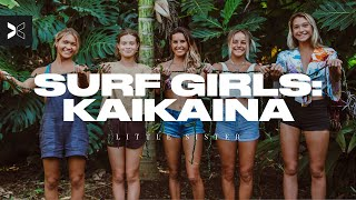 Meet The Squad   Ep. 1   Surf Girls: Kaikaina