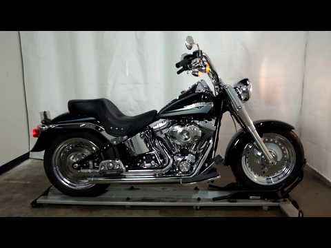 2010 Harley-Davidson Softail® Fat Boy® in Eden Prairie, Minnesota - Video 1