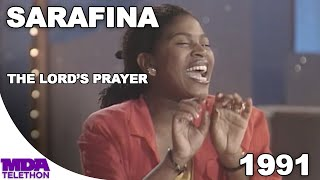 "Sarafina - ""The Lord's Prayer"" (1991) - MDA Telethon"