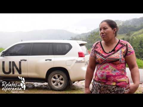 #RelatosDeEsperanza: Dalia Campo Soto, San Vicente del Caguán, Chaqueta.