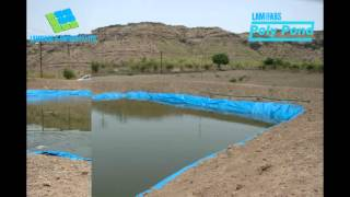 Poly Pond Installation Process | Lamifabs
