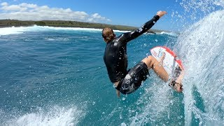 GoPro: Surfing the Galapagos with Nathan Florence