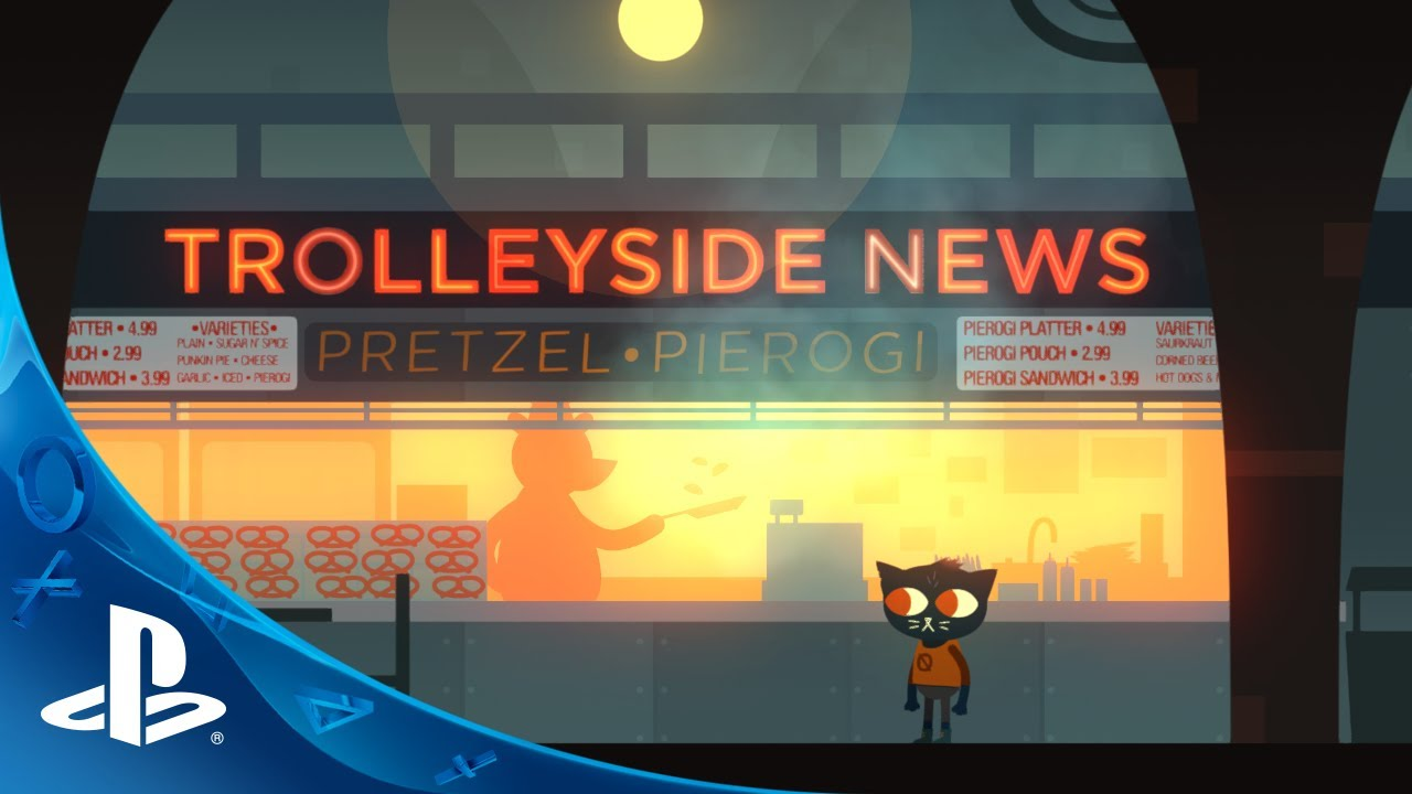Night In The Woods Coming to PS4