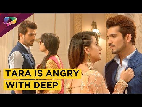 Tara Is Angry With Deep | Virat Goes Missing | Ish