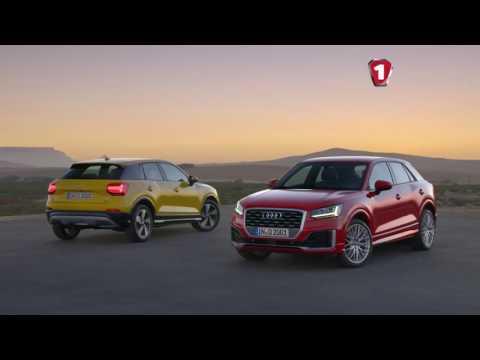 Audi  Q2 Паркетник класса J - тест-драйв 2