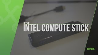 Análisis Intel Compute Stick 2016, review en español