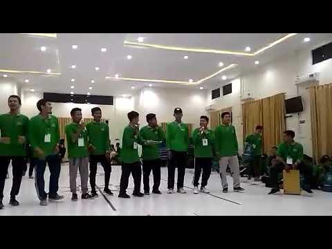 SENI KREASI MAHASISWA PKKMB STAI IBNU SINA BATAM 2019