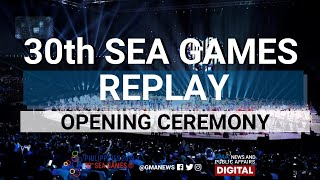 SEA Games 2019: FULL VIDEO: Opening ceremony of the 30th Southeast Asian Games
