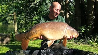 Episode 136 - Churchwood Fisheries Jenkins Lake Essex Carp Fishing