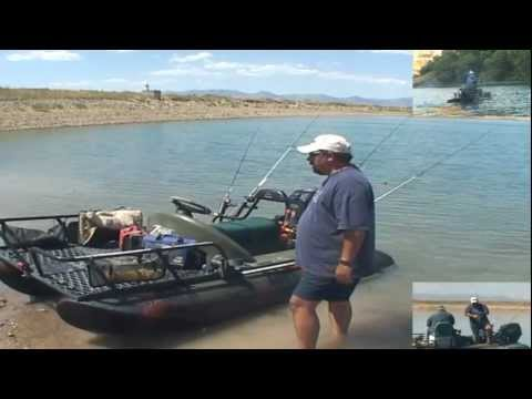 Download link youtube zego boat 1 man fishing machine for One man fishing boat