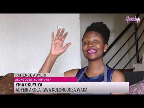 YIGA OKUYIIYA: Adyeri akola gwa kulongoosa waka