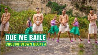 Que Me Baile - ChocQuibTown, Becky G  (Dance Video)| (Baile - Coreografia