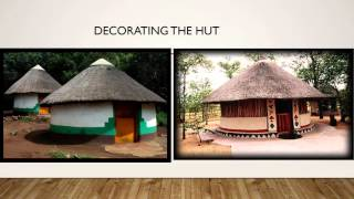 South African cultural houses