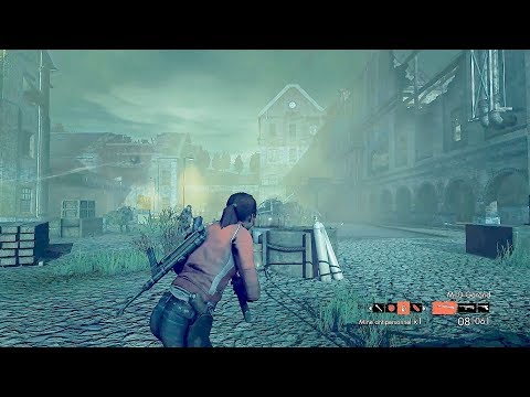 zombie army trilogy left 4 dead characters gameplay 1080p 60fps