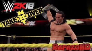 WWE 2K16: NXT TakeOver in 60 seconds!