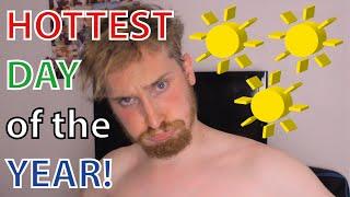 Hottest Day of the Year! | NateTimeTV