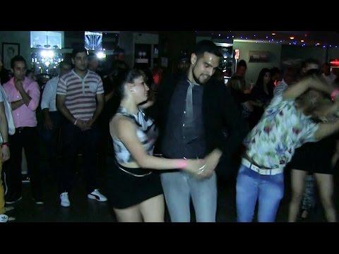 Salsa Social Dance
